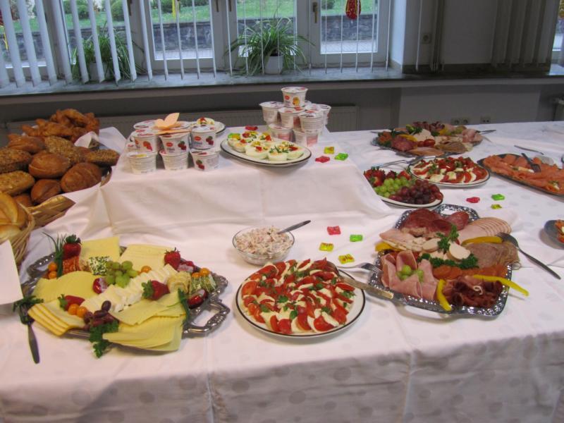 Frühstückstreffen für frauen in deutschland ev